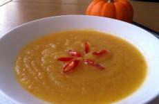 Spooky Hallowe'en Soup