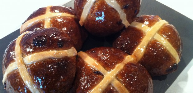 SixFixed Hot Cross Buns